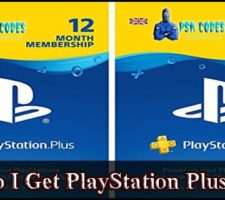 How to Get Playstation Plus Codes