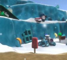 The video game 'Frozen Out', created by five UPV graduates, wins the Special PlayStation Commitment Award