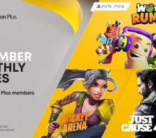 The New Titles for PlayStation Plus in December for PS4